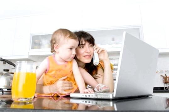Робота вдома для батьків