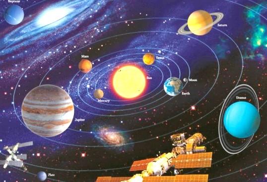 Старші дошкільнята із задоволенням займуться астрономією