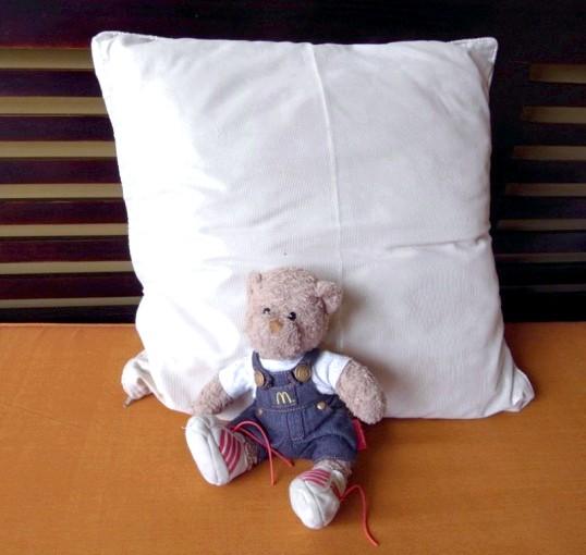 З якого віку потрібна подушка