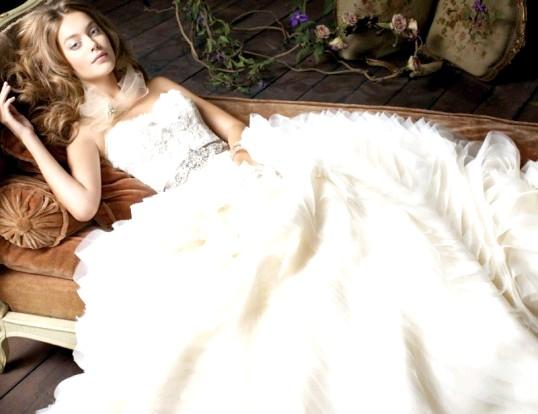 Що можна зшити з весільного плаття