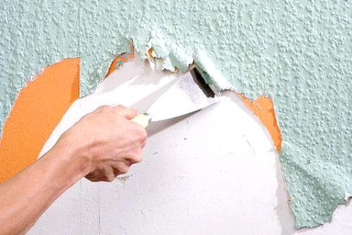 Поради з підготовки стін до поклейки шпалер