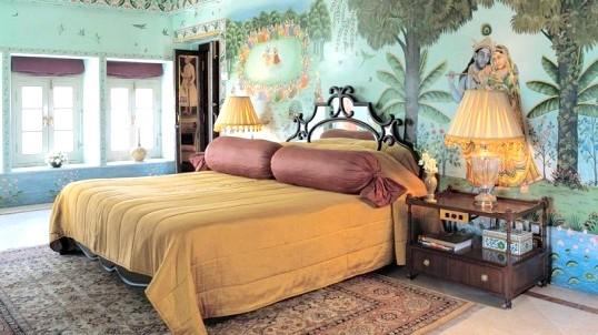Спальня в індійському стилі: спальня, заряжающая позитивною енергією