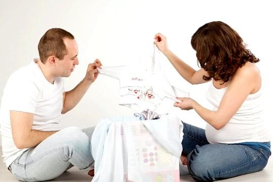 перші речі новонародженого