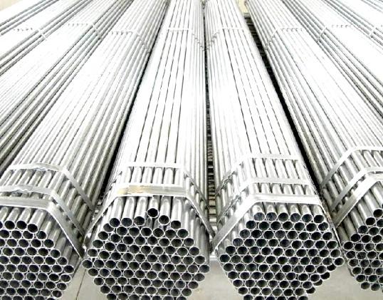 Сталеві труби для водопостачання та опалення