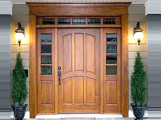 Технологія установки вхідних дверей