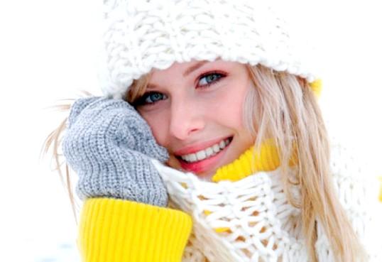 Догляд за обличчям взимку