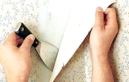 Уроки ремонту: як усунути дефекти при поклейке шпалер